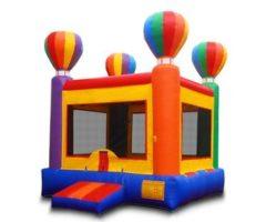 Balloon bounce house