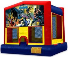 Batman Module Bounce House