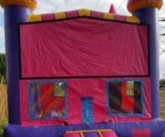 Bounce House Pink