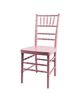 Kids Chiavari Chairs Pink