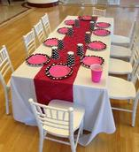 Kids Chiavari Set