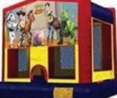 Toy Story 2 Bounce House