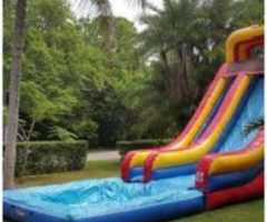 Water Slide 22ft