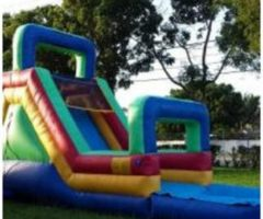 Wet or Dry Slide 18 ft