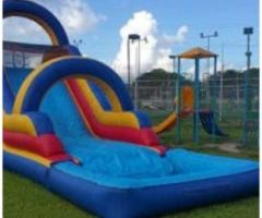 Wet or Dry Slide 20 ft