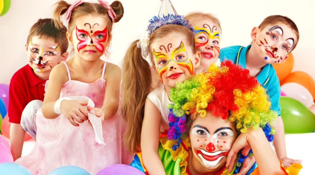 clown affordable party rental 1