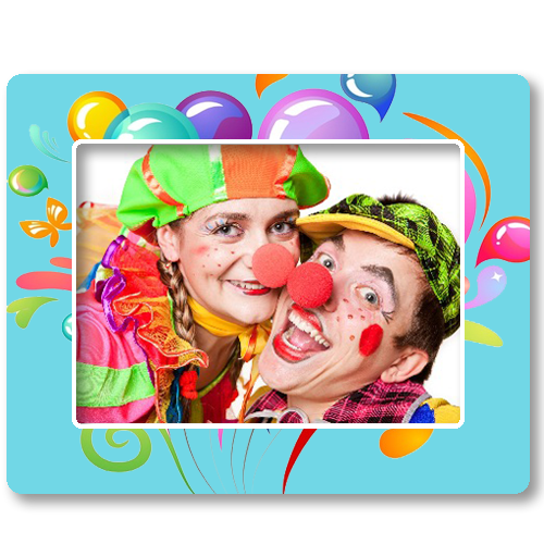 GAMES CLOWNS AND MORE