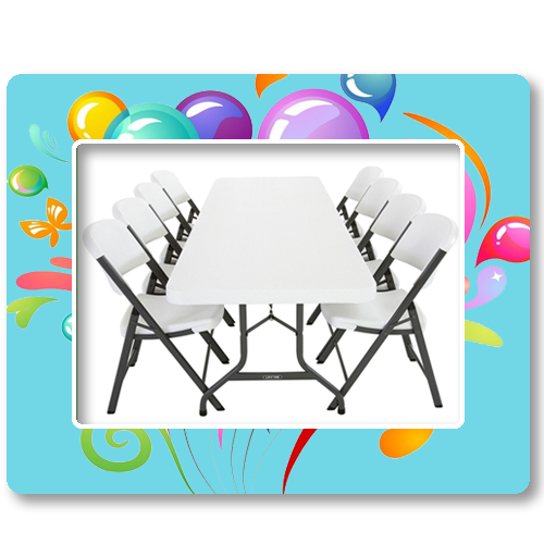 chair rental-tables and chair rental